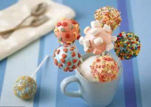Rishon Candy with docosahexaenoic acid DHA